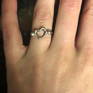 Tiffany & Co. Jewelry - Tiffany Elsa Peretti open heart ring